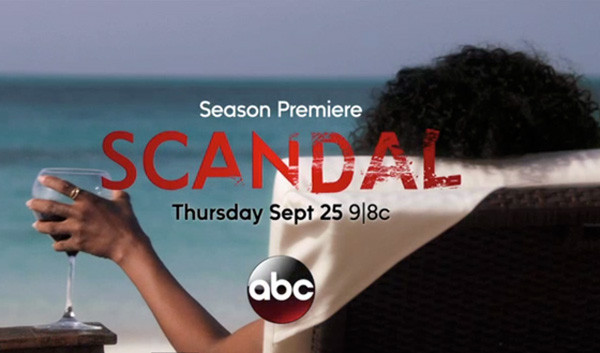 Scandal Season 4 Olivia Pope