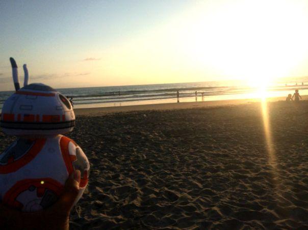 Stuffed BB-8