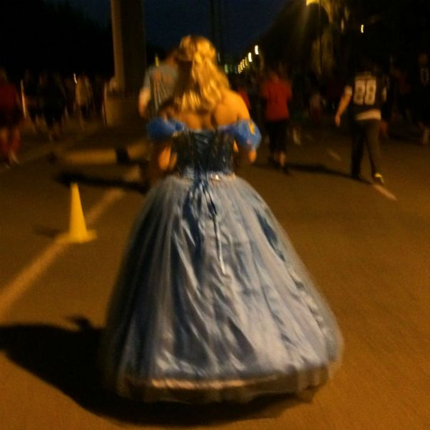 Disney Run - Cinderella
