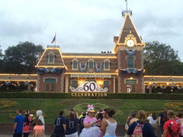Disney Run - 60th Celebration