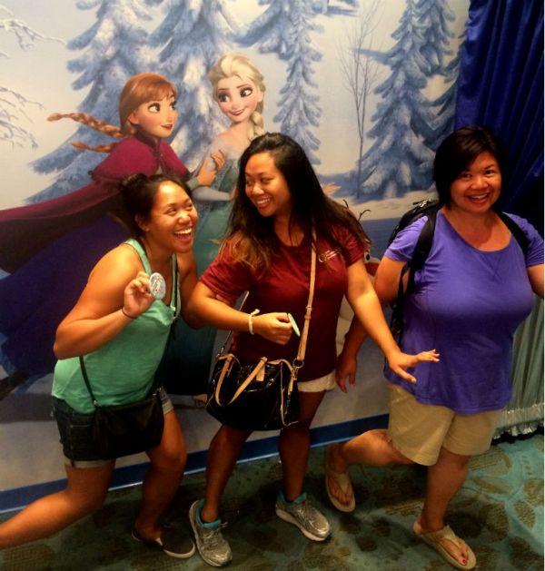 Frozen Cousins